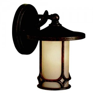 Kichler 9364AGZ Outdoor Wall Lights