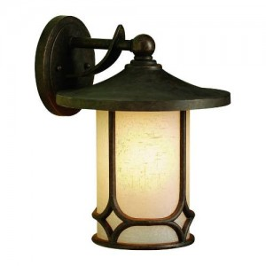 Kichler 9366AGZ Outdoor Wall Lights