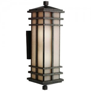 Kichler 9656AGZ Outdoor Wall Lights