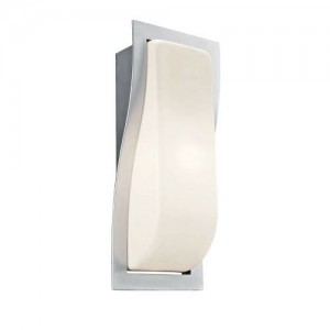 Kichler 11095BA Outdoor Wall Lights