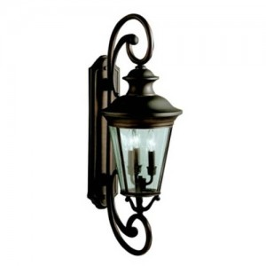 Kichler 9348OZ Outdoor Wall Lights