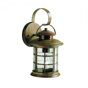 Kichler 9760RST Outdoor Wall Lights