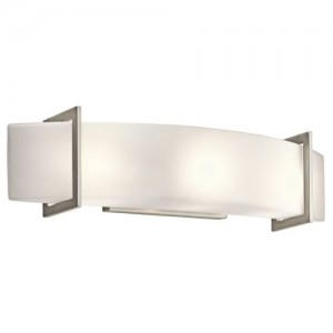 Kichler 45220NI Bathroom Lighting