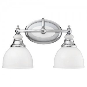 Kichler 5368CH Bathroom Lighting