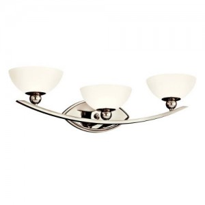 Kichler 45092PN Bathroom Lighting