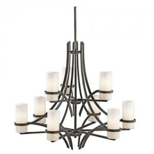 Kichler 42722AVI Full-Size Chandeliers