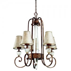 Kichler 42170HB Full-Size Chandeliers