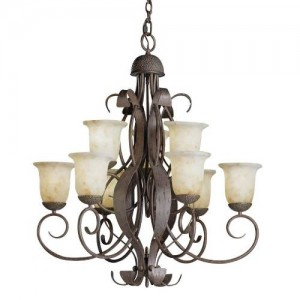 Kichler 2109OI Full-Size Chandeliers