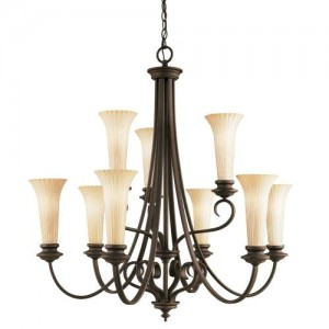 Kichler 42153OZ Full-Size Chandeliers