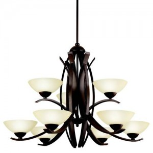 Kichler 42160OZ Full-Size Chandeliers