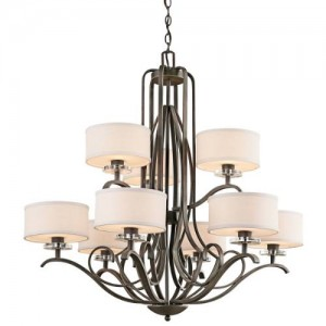 Kichler 42478OZ Full-Size Chandeliers