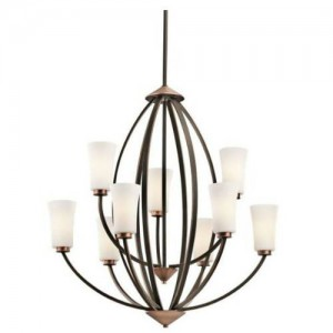 Kichler 42841OZ Full-Size Chandeliers
