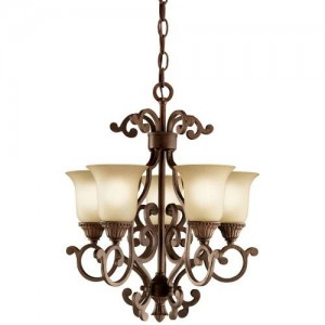 Kichler 2303TZG Mini-Chandeliers