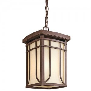 Kichler 49152AGZ Outdoor Ceiling Lights