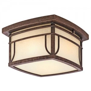 Kichler 49153AGZ Outdoor Ceiling Lights