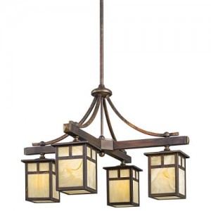 Kichler 49091CV Outdoor Ceiling Lights