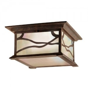 Kichler 9838DCO Outdoor Ceiling Lights