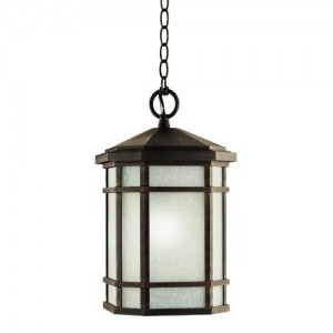 Kichler 9511PR Outdoor Ceiling Lights