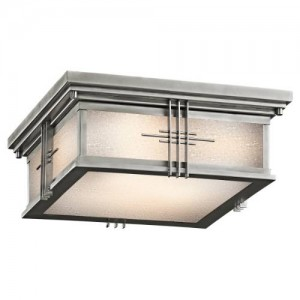 Kichler 49164SS Outdoor Ceiling Lights