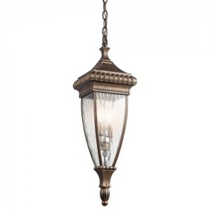 Kichler 49134BRZ Outdoor Ceiling Lights