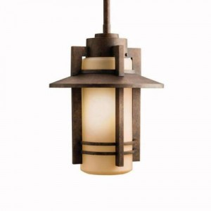 Kichler 9556AGZ Outdoor Ceiling Lights
