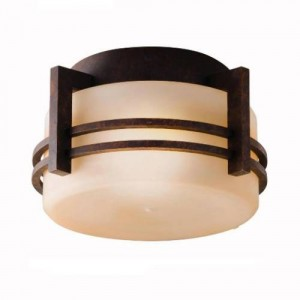 Kichler 9557AGZ Outdoor Ceiling Lights