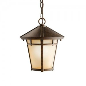 Kichler 9554AGZ Outdoor Ceiling Lights