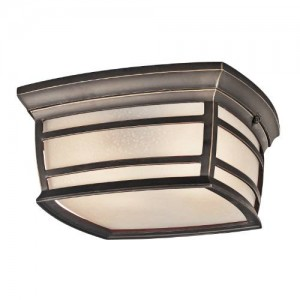 Kichler 49277RZ Outdoor Ceiling Lights