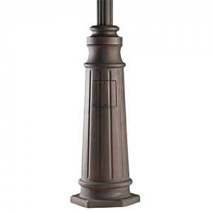 Kichler 9542LD Outdoor Post Lanterns