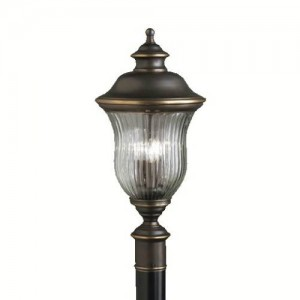 Kichler 9932OZ Outdoor Post Lanterns