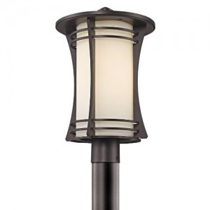 Kichler 49264AZ Outdoor Post Lanterns