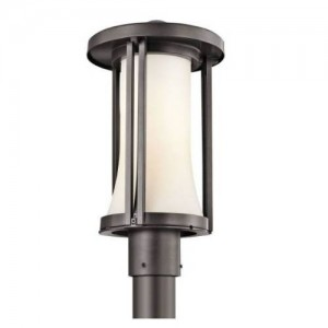 Kichler 49285AZ Outdoor Post Lanterns