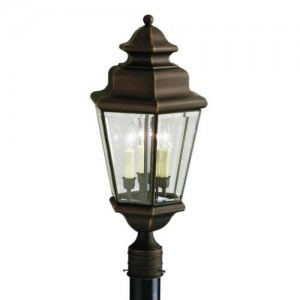 Kichler 9931OZ Outdoor Post Lanterns
