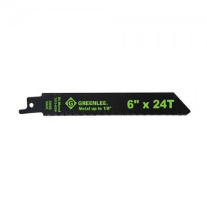 Greenlee 353-624 Reciprocating Saws