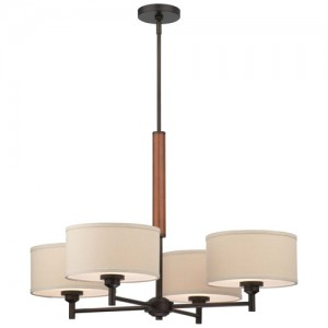 Forecast Lighting F130020 Full-Size Chandeliers