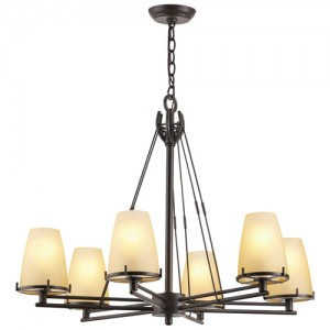 Forecast Lighting F166068 Full-Size Chandeliers