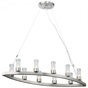 Forecast Lighting F156236 Full-Size Chandeliers