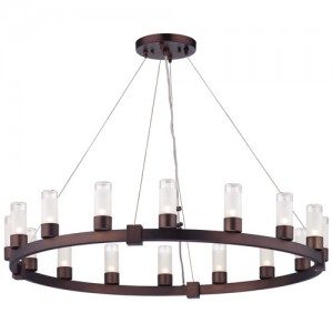 Forecast Lighting F156070 Full-Size Chandeliers