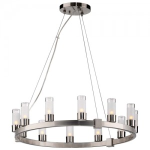 Forecast Lighting F156036 Full-Size Chandeliers