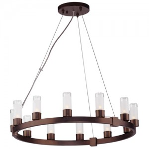 Forecast Lighting F156170 Full-Size Chandeliers