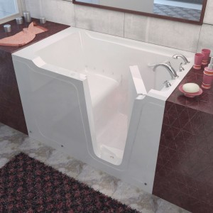 Meditub 3660RWA Walk-In Whirlpool Tubs