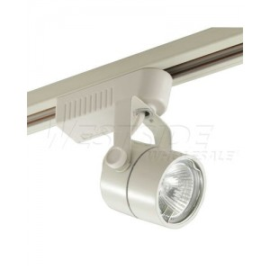 Elco Lighting ET528W Track Lighting Low Voltage Electronic Cylinder Track Fixture - White  sc 1 st  Westside Wholesale & Elco Lighting ET528W Track Lighting Low Voltage Electronic ... azcodes.com
