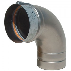 Noritz VP5-90ELBOW Tankless Installation Supplies