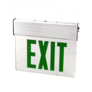 Elco Lighting EDGLIT2G LED Exit Signs