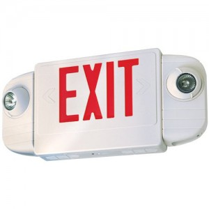 Elco Lighting EE83HR LED Exit Signs