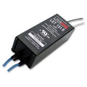 LighTech LET-151 Electronic Transformers