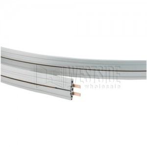 Elco Lighting EP7712N Flexible Track Lighting Sections