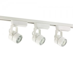 Elco Lighting ET567W Halogen Track Lights