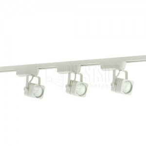 Elco Lighting ET568W Halogen Track Lights