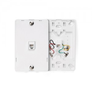 Leviton 40914-W Phone Jacks